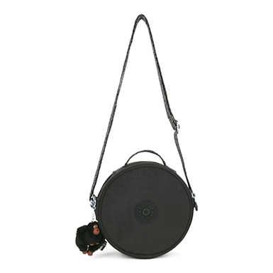 Raquel Round Handbag - Black