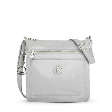 Kotral Crossbody Bag - Silver