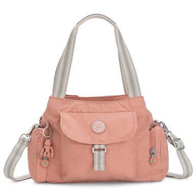 Felix Large Handbag - Cocktail Pink