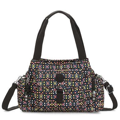 Felix Large Printed Handbag