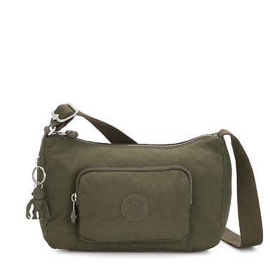 Samara Crossbody Bag - Jaded Green