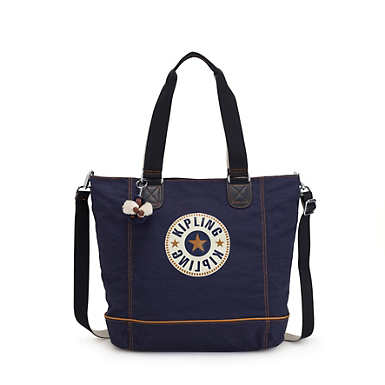 Shopper Combo Large Tote - Active Blue