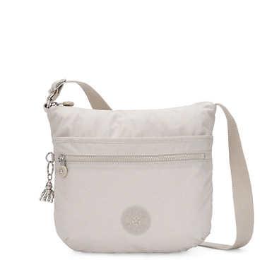 Arto Crossbody Bag - Glimmer Grey