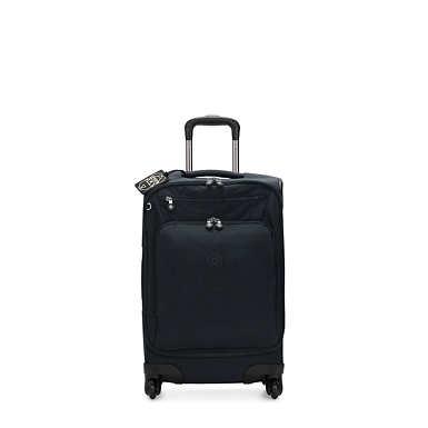 키플링 유리 스핀 55 캐리어 스몰 Kipling Youri Spin 55 Small Luggage,Blue Bleu