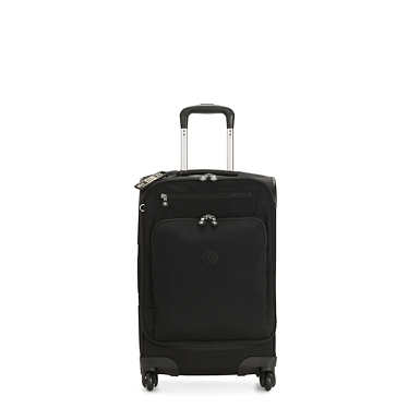 키플링 캐리어 Kipling Youri Spin 55 Small Luggage,Black Noir