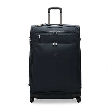 Youri Spin 78 Large Luggage - Blue Bleu