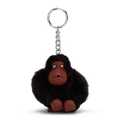 Sven Monkey Keychain - True Black