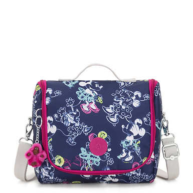 Disney's Minnie Mouse and Mickey Mouse Kichirou Lunch Bag