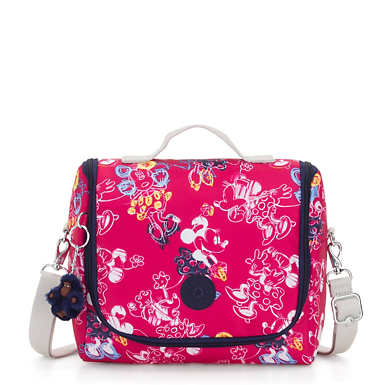 Disney's Minnie Mouse and Mickey Mouse Kichirou Lunch Bag - DOODLE PINK