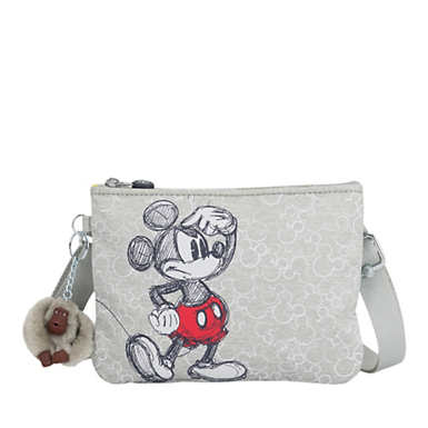 Disney's 90 Years of Mickey Mouse May 2-in-1 Large Pouch - Staying Cool