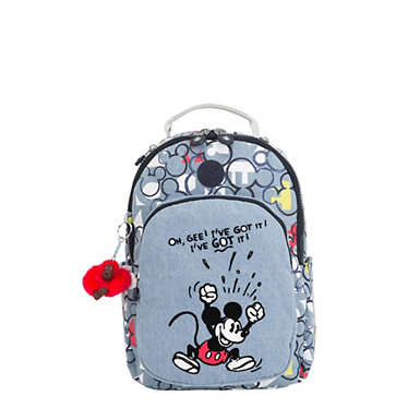 cd8eca7983 Disney's 90 Years of Mickey Mouse Seoul GO Small Backpack | Kipling