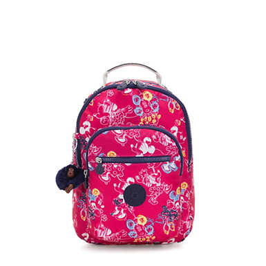 """Disney's Minnie Mouse and Mickey Mouse Seoul Go Small 11"""" Laptop Backpack"""