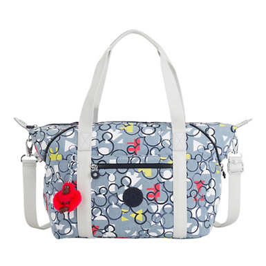 Disney's 90 Years of Mickey Mouse Art  Handbag - Three Cheers