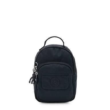Alber 3-in-1 Convertible Mini Bag Backpack - Blue Bleu