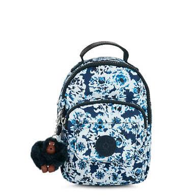 Alber 3-In-1 Convertible Mini Bag Printed Backpack