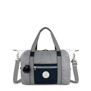Art Mini Handbag - Weave Combo
