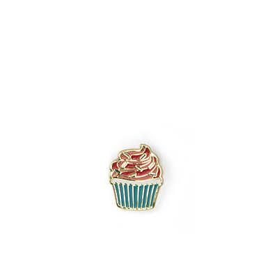 Cupcake Pin - Pink