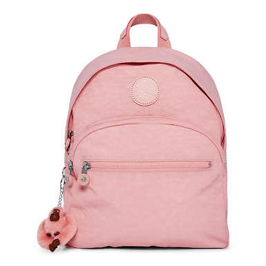 Paola Small Backpack - Strawberry Pink Tonal
