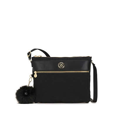 Ambrosia Crossbody Bag - Black