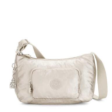 Samara Metallic Crossbody Bag