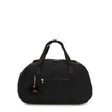 Palermo Convertible Duffle - True Black