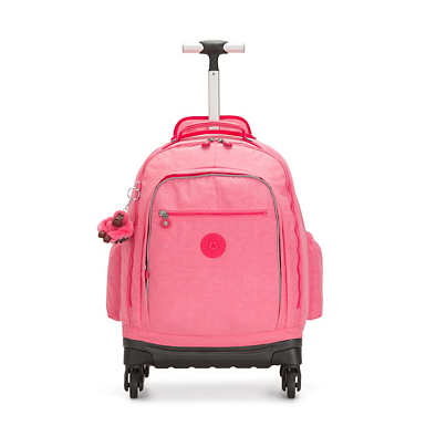 Echo II Rolling Backpack - Fiesta Pink