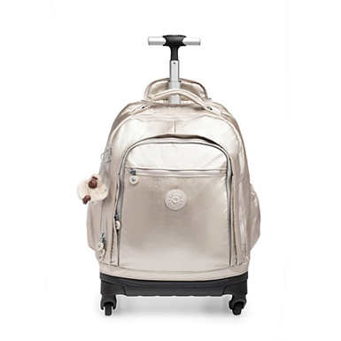 Echo II Rolling Backpack - Cloud Grey Metallic
