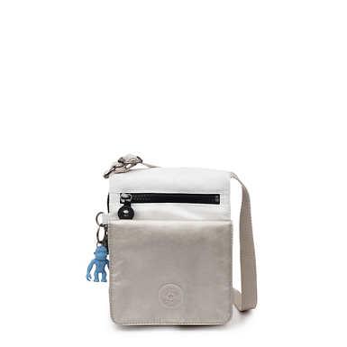 El Dorado Crossbody Bag - Beige Combo