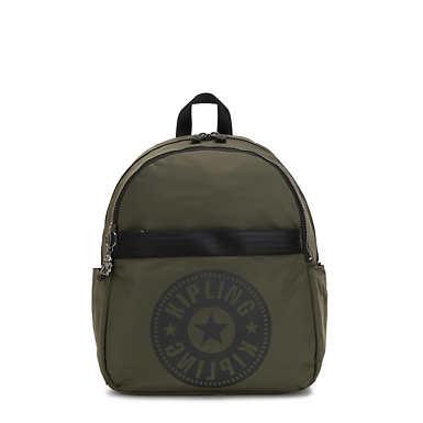 Maybel Medium Backpack - Jaded Green