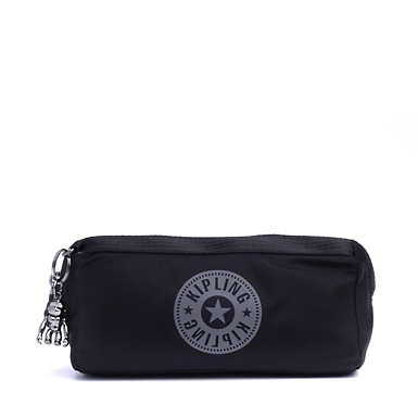 Pouch - Black Tonal Zipper