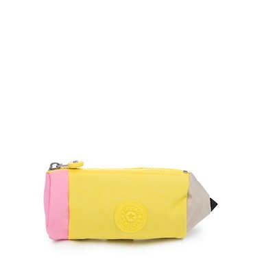 Pencil Case - Yellow 3