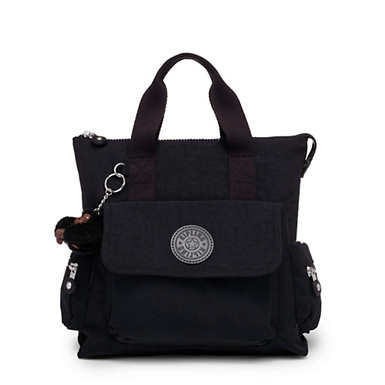 Revel Convertible Backpack - Black Tonal Zipper