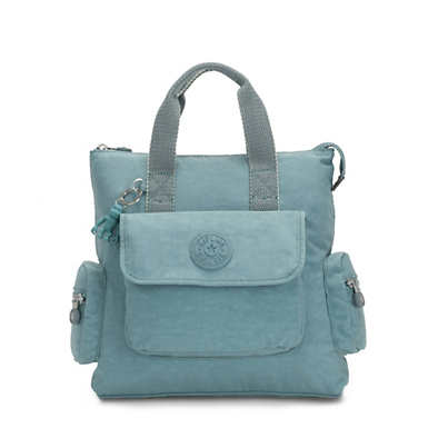 Revel Convertible Backpack  - Aqua Frost