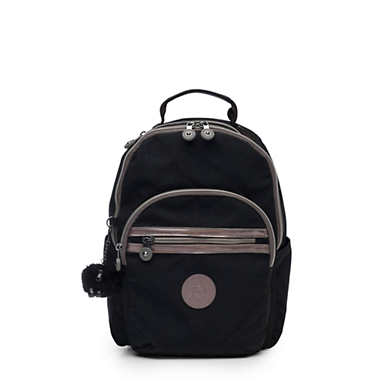 Seoul Go Small Backpack - Black