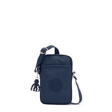 키플링 탈리 폰백, 미니백 - 블루 블루 Kipling Tally Crossbody Phone Bag,Blue Blue