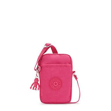 키플링 탈리 폰백, 미니백 - 몬스터 핑크 Kipling Tally Crossbody Phone Bag,Monster Pink