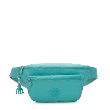 Yasemina Extra Large Waist Pack - Seaglass Blue