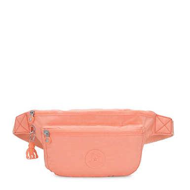 키플링 야세미나 벨트백 엑스라지 Kipling Yasemina Extra Large Waist Pack,Peachy Coral
