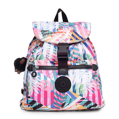 Keeper Printed Backpack