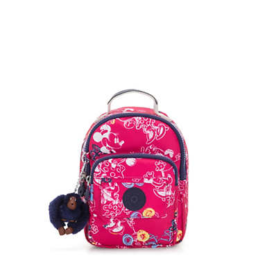 Disney's Minnie Mouse and Mickey Mouse 3-In-1 Convertible Mini Bag Backpack