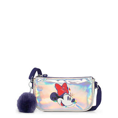 Disney's Minnie Mouse and Mickey Mouse Clementine Crossbody - MY MOUSE B