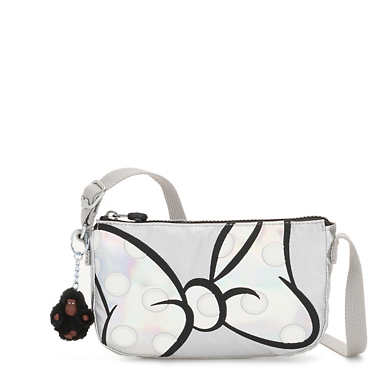 Disney's Minnie Mouse and Mickey Mouse Clementine Crossbody - BOW