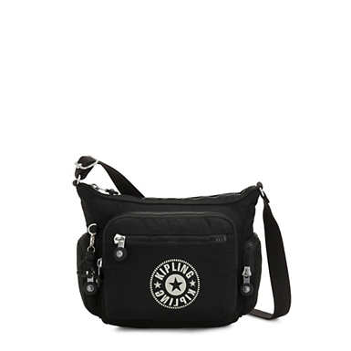 Gabbie Small Crossbody Bag - Lively Black