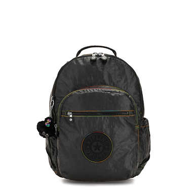 "Seoul Go Large 15"" Laptop Backpack - Black Lacquer"