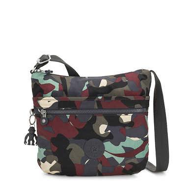 Arto Printed Crossbody Bag - Camo
