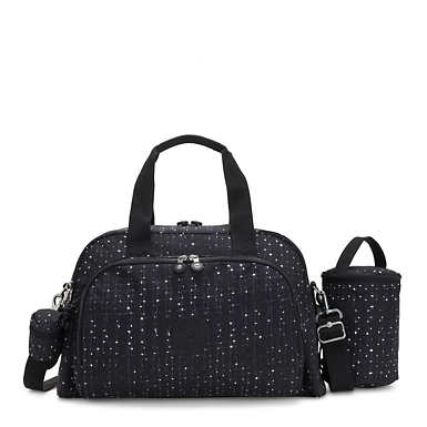 Camama Diaper Bag - Tile Print