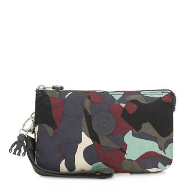 Creativity Extra Large Printed Pouch - Camo