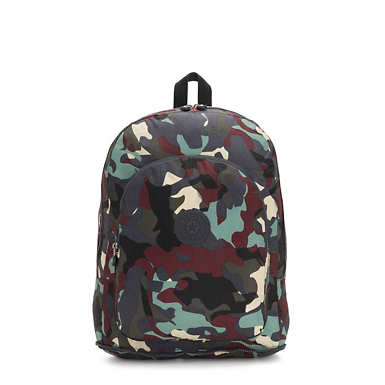 Earnest Printed Foldable Backpack - Camo