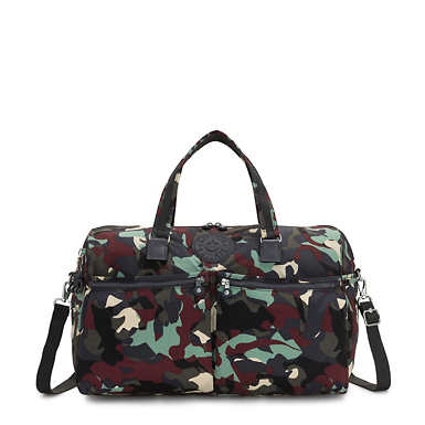 Itska Printed Duffle Bag