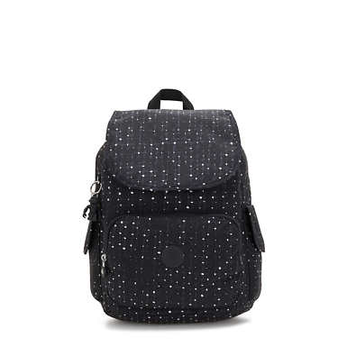 Printed Backpack - Tile Print
